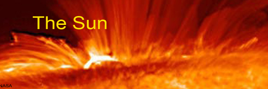 our interesting sun, magnetic properties, solar flares, nanoflares, alfven  waves